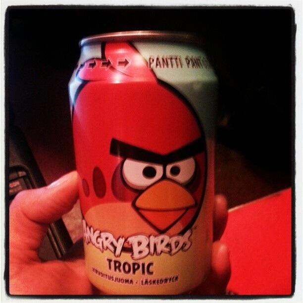 Un petit soda goût tropical ?