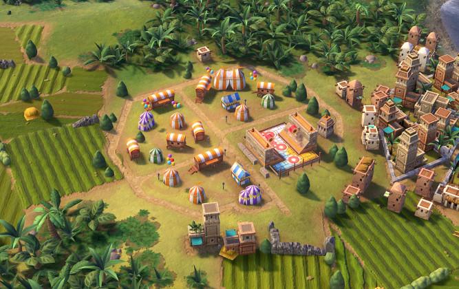 Civilization 6 : Aztèques