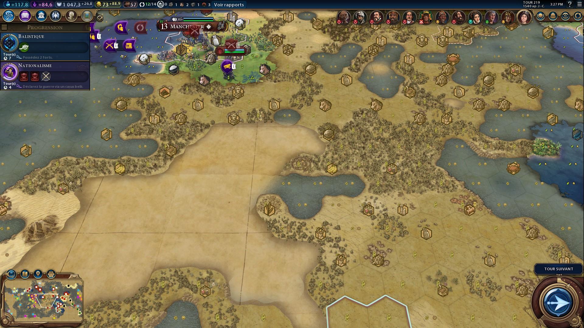 Civilization 6 Barbares