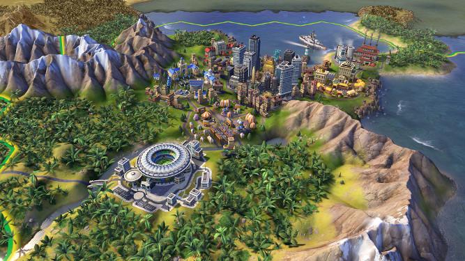 Civilization 6 : Brésil