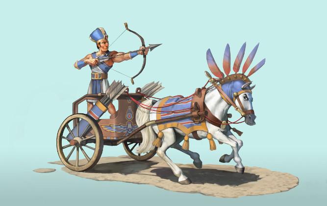 Civilization 6 : Chariot