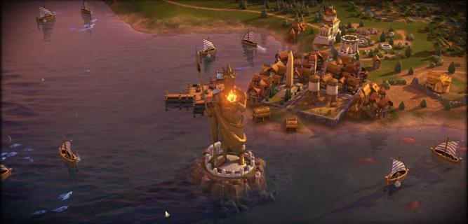 Civilization 6 : Colosse