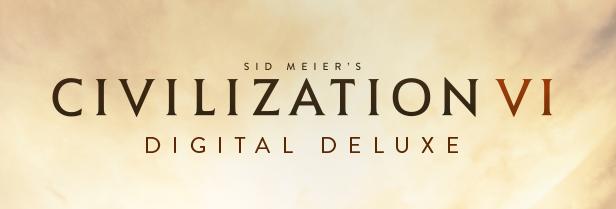 Civilization 6 Digital Deluxe Edition