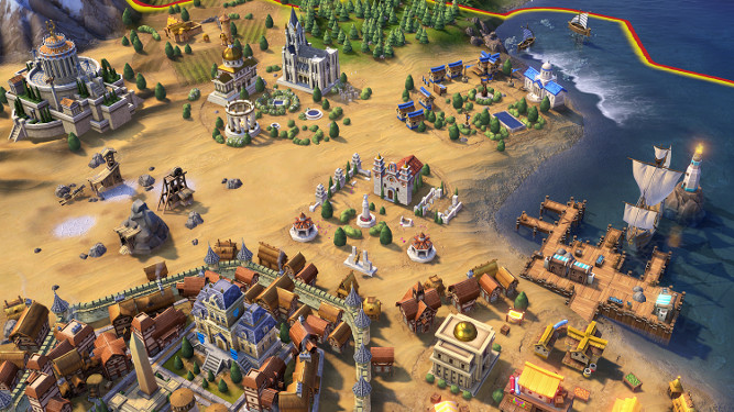 Civilization 6 : Espagne