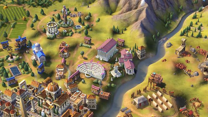 Civilization 6 : Grèce