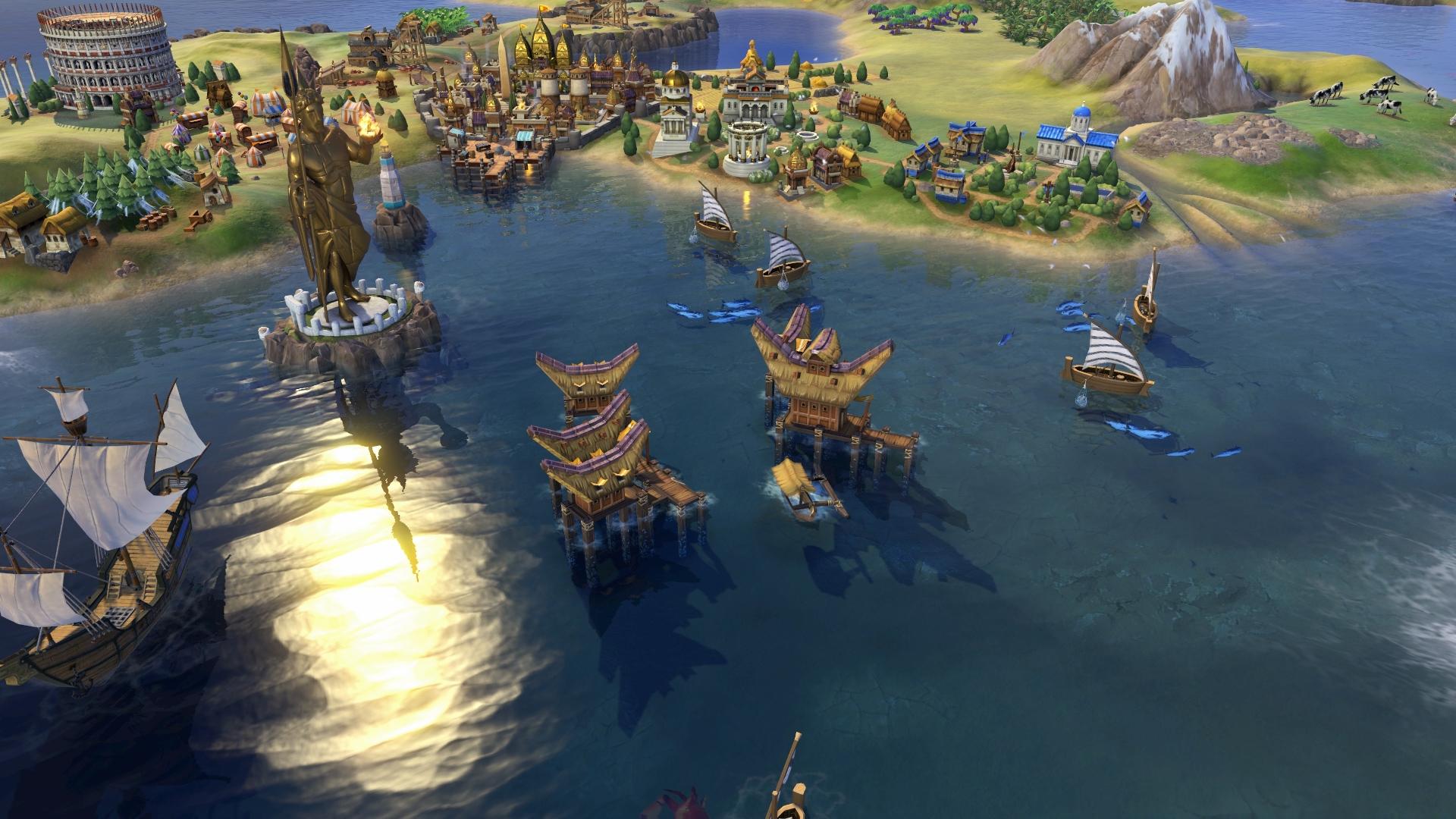 Civilization 6 : Indonésie