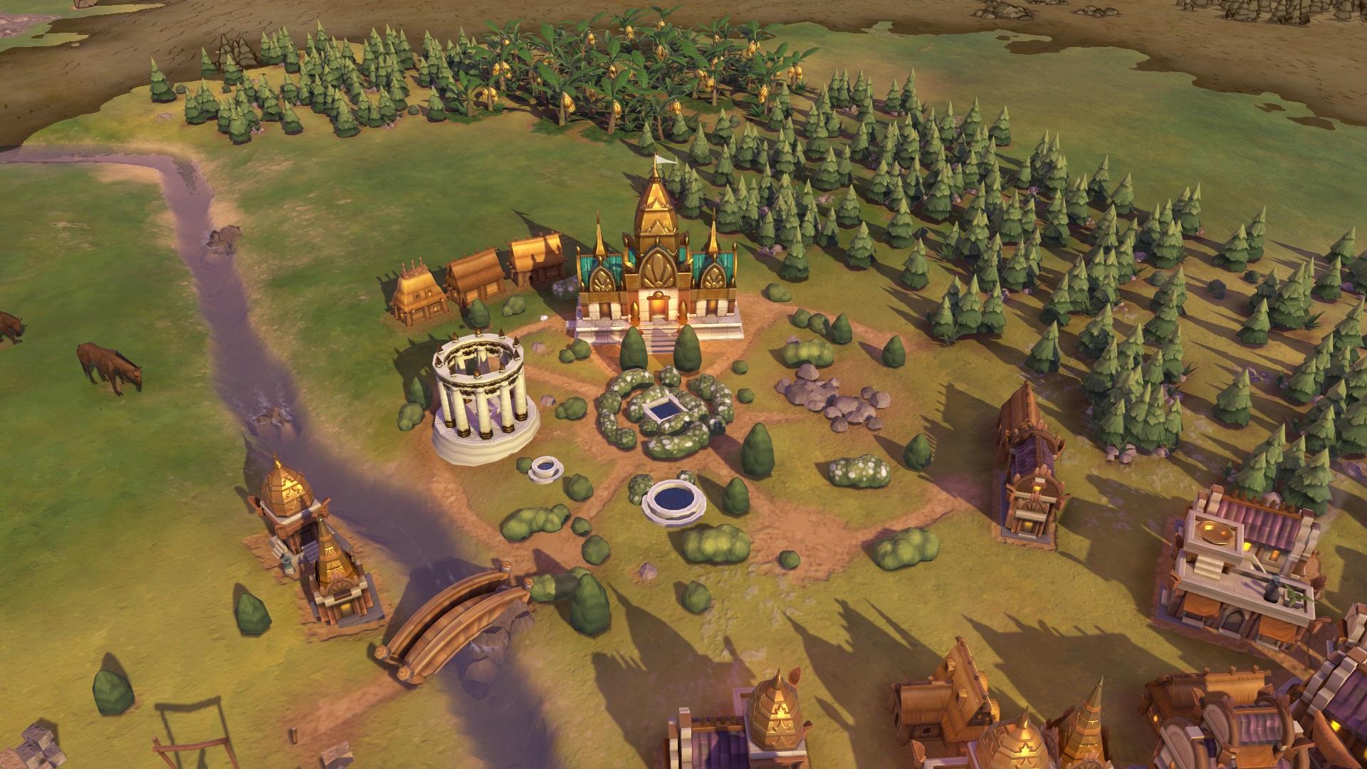 Civilization 6 : Khmer