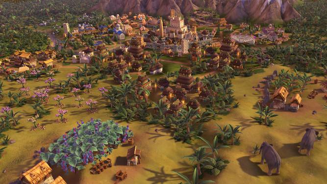 Civilization 6 : Congo