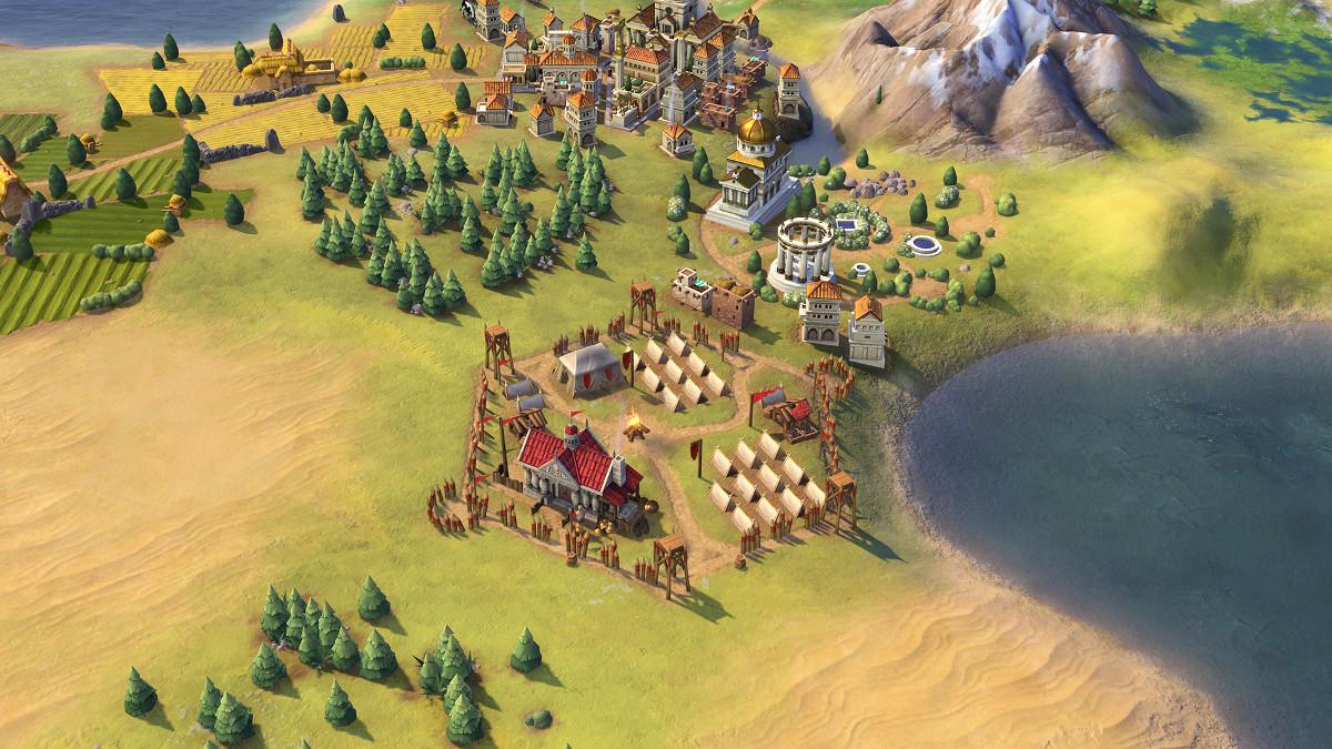 Civilization 6 : Macédoine, Alexandre le grand