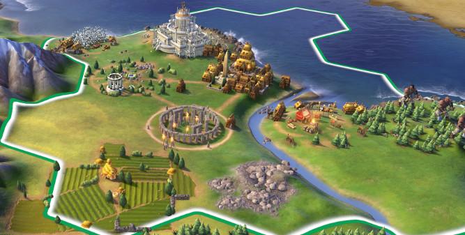 Civilization 6 : Merveilles