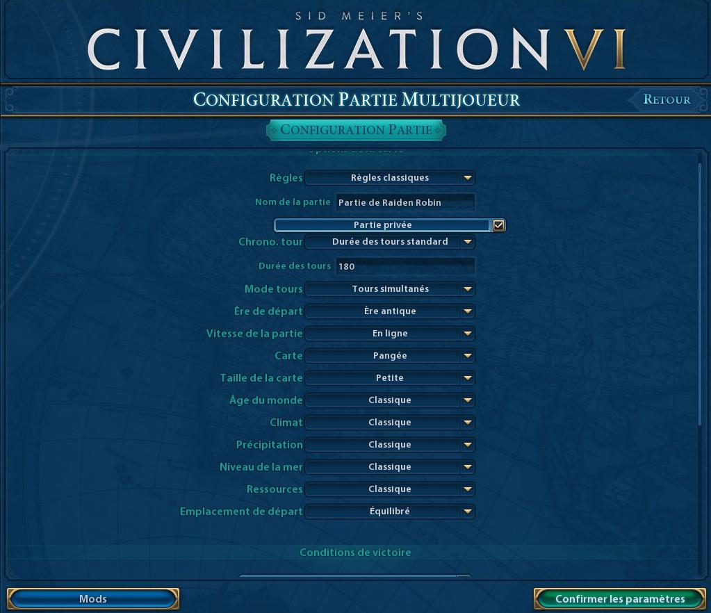 Civilization 6 Multijoueur
