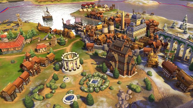 Civilization 6 : Norvège