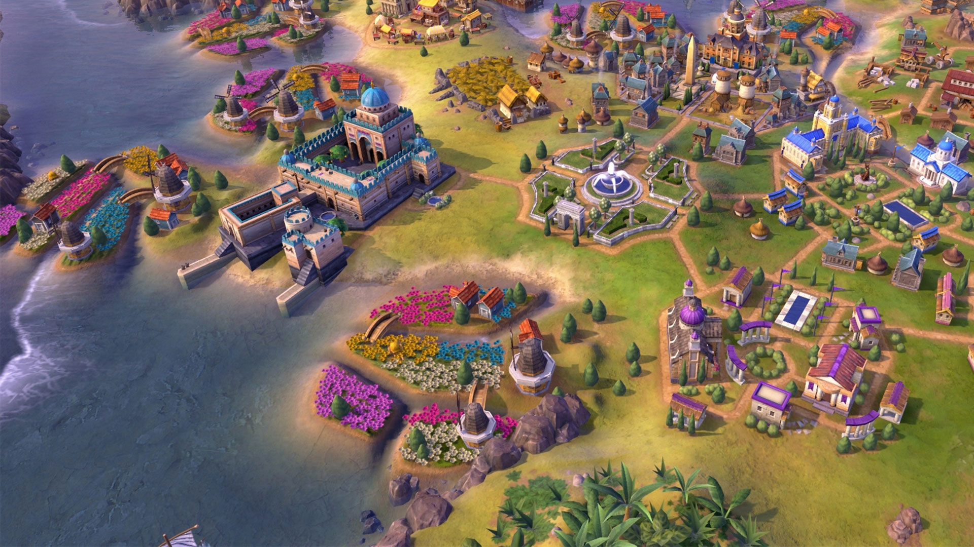 Civilization 6 : Rise and Fall - Pays-Bas