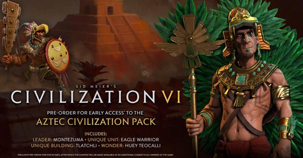 Civilization 6 Bonus précommande