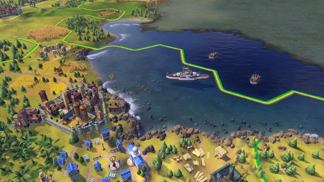 Civilization 6 : Preview