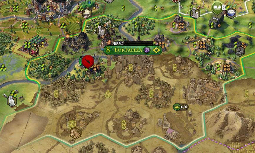 Civilization 6 : Rebelles