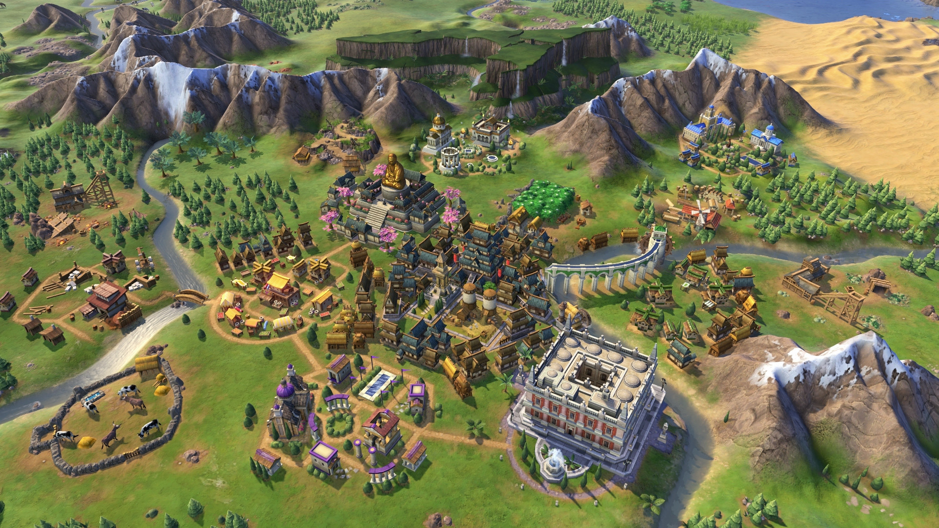 Civilization 6 : Rise and Fall