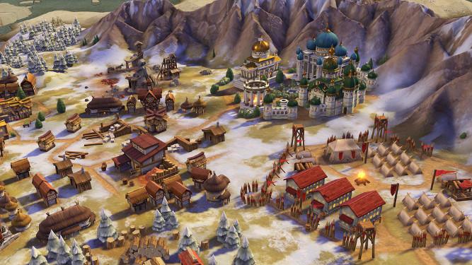 Civilization 6 : Russie