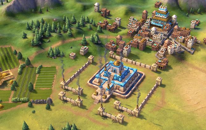 Civilization 6 : Sumer