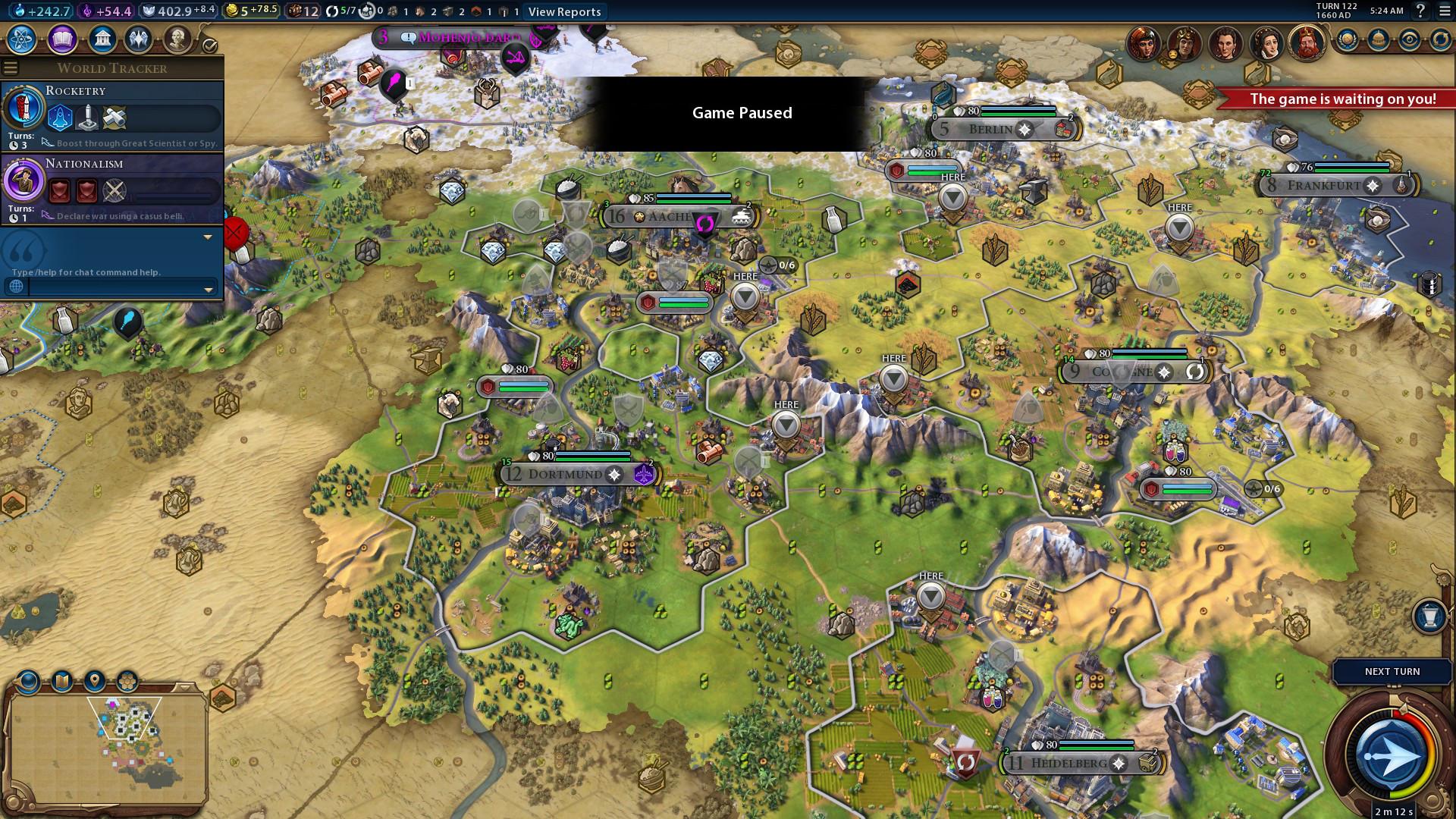 Civilization 6 : trucs et astuces