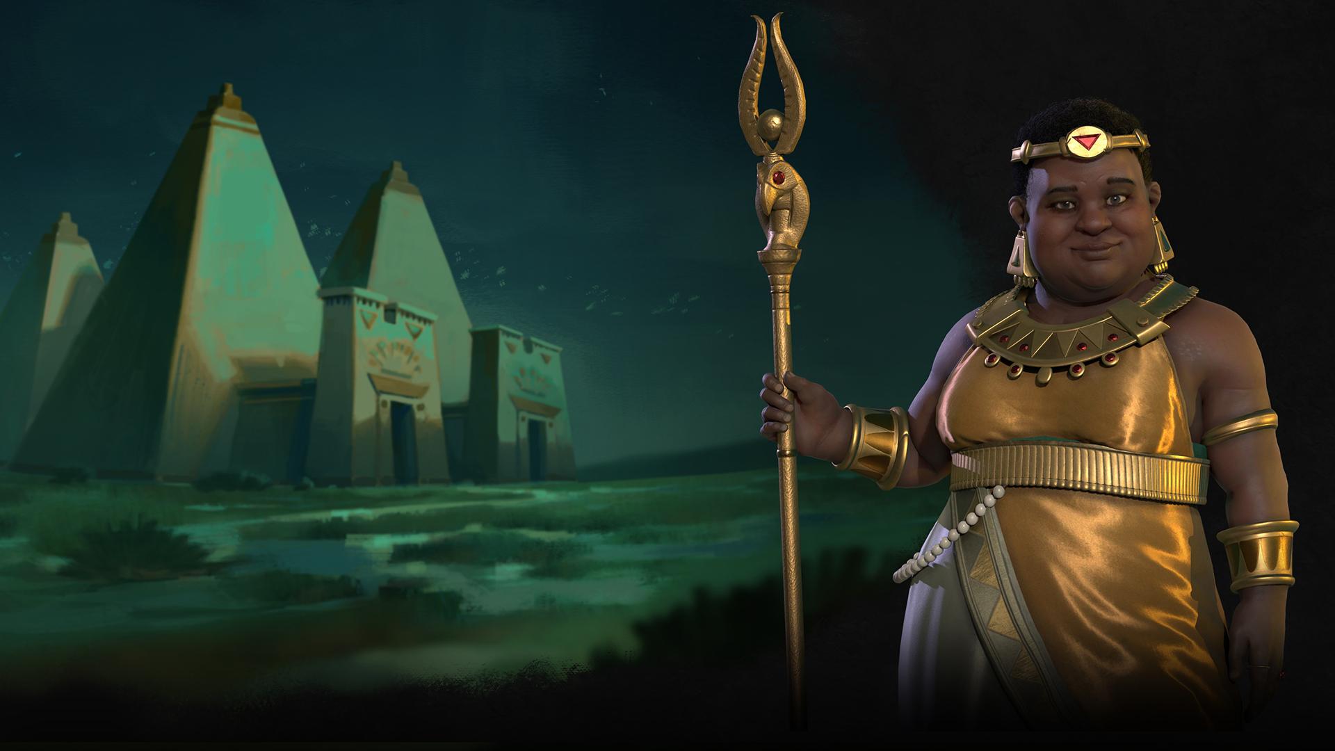 Civilization 6 : Nubie