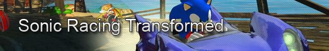 Sonic & All Star Racing Transformed