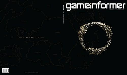 The Elder Scroll MMO GameInformer