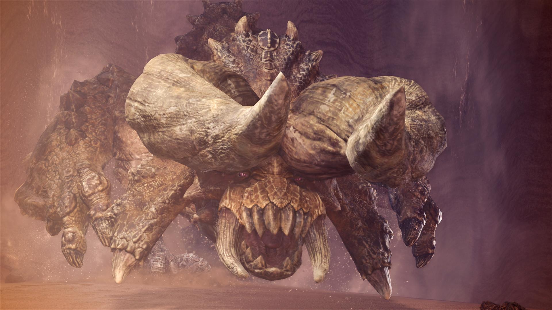 Monster Hunter World : Diablos