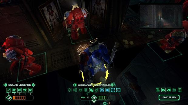 Space Hulk - Test