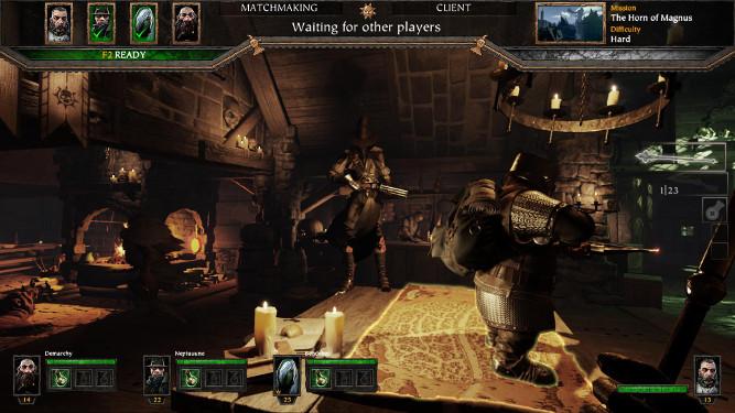 Warhammer End times : Vermintide