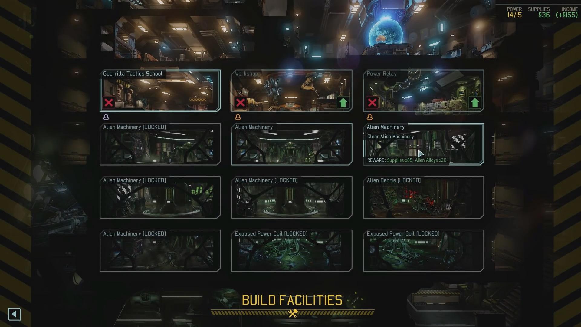XCOM 2 Avenger - Talion