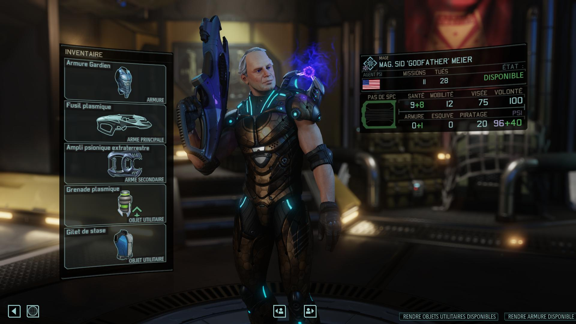 XCOM 2 Cheat Codes Sid Meier