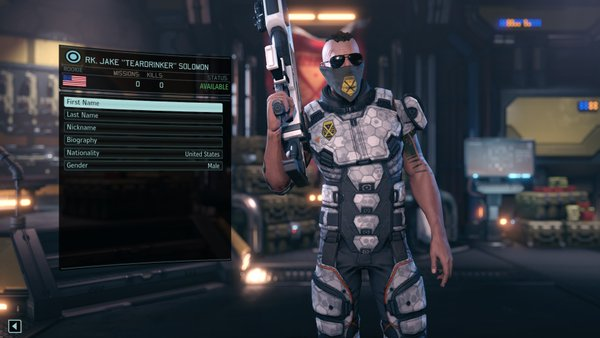 Jake Solomon - XCOM 2