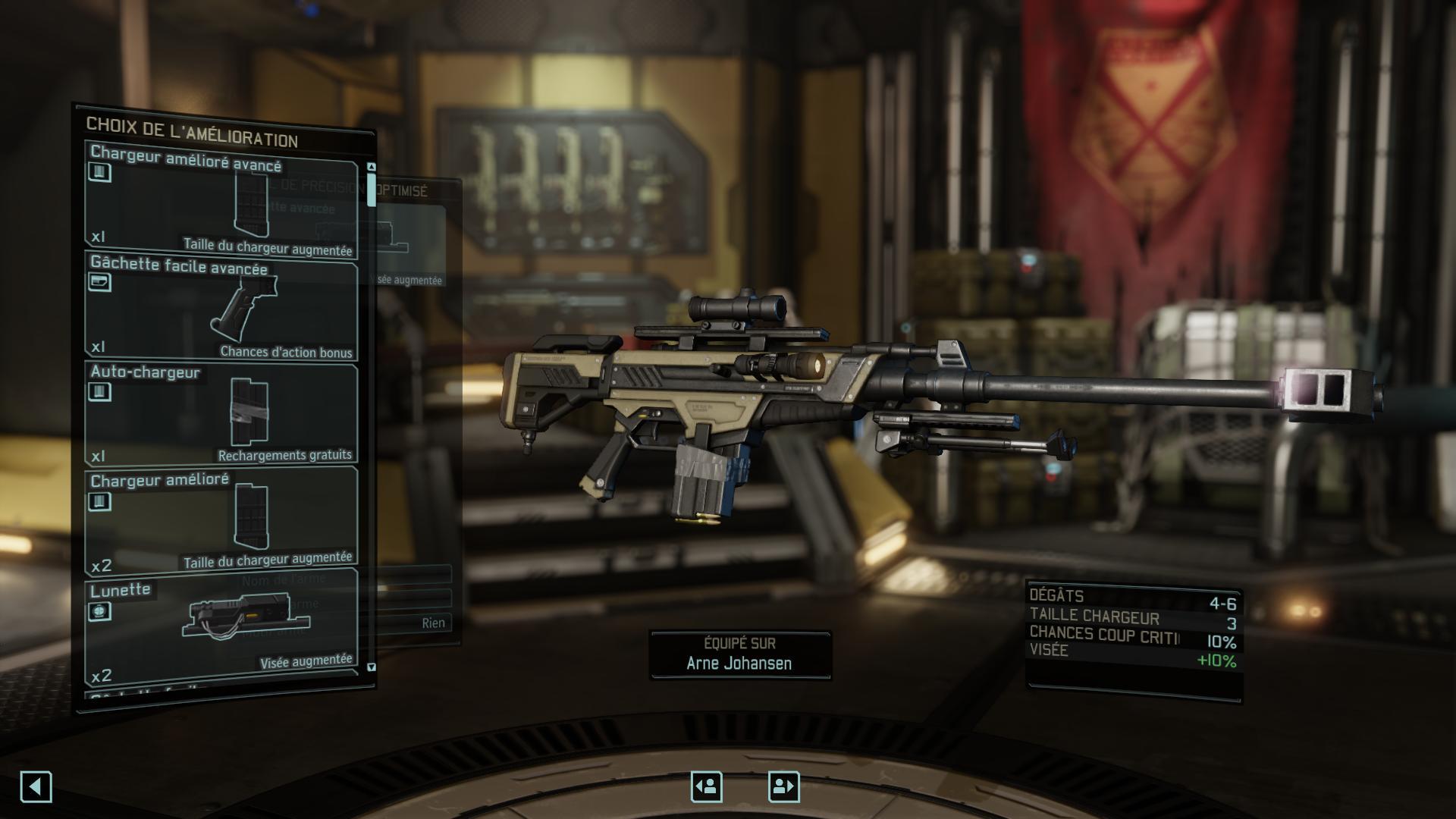 XCOM 2 Weapon mods & Simulations