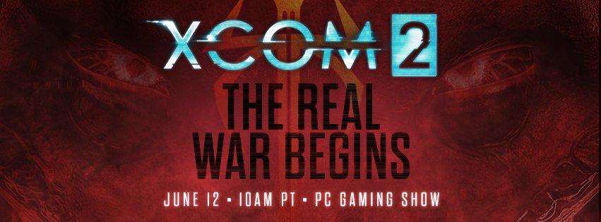 Xcom 2 PC Gaming Show