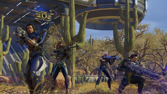 XCOM 2 base