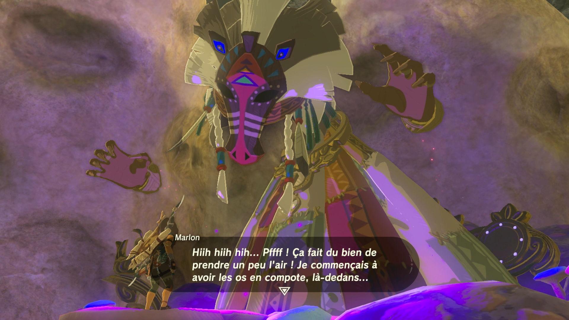 Zelda Breath of the Wild : Les chevaux - Millenium