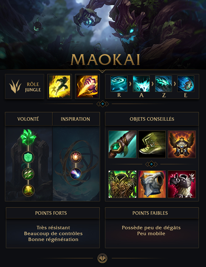Maokai Jungle
