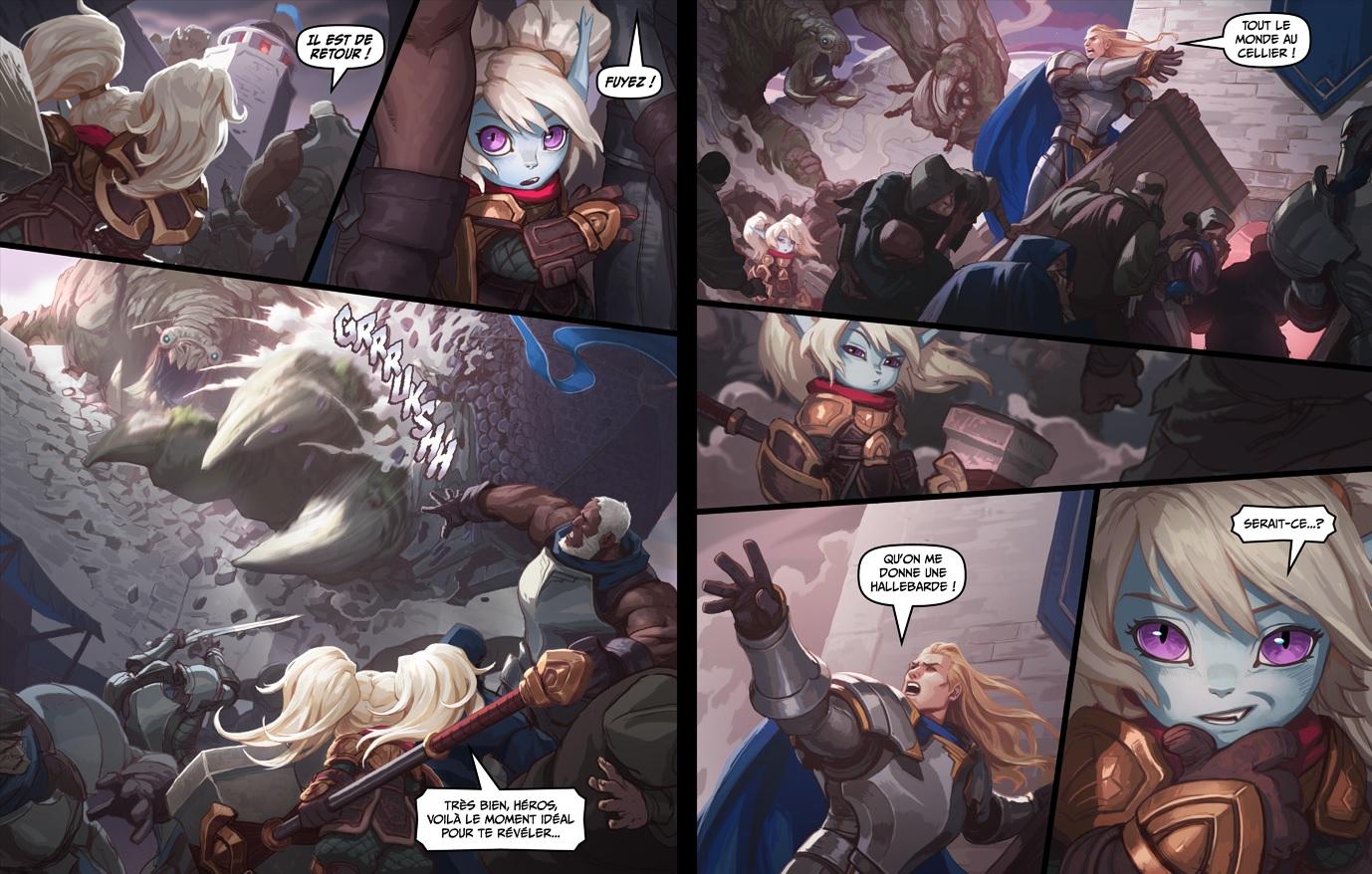 Poppy, le Destin d'un Héros - page 3