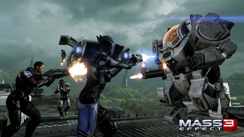 DLC Mass Effect 3 : From Ashes