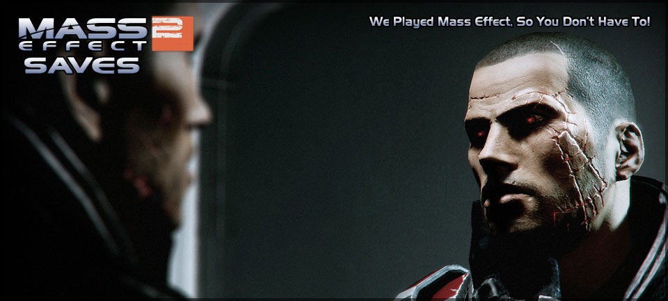 Mass Effect 2 saves