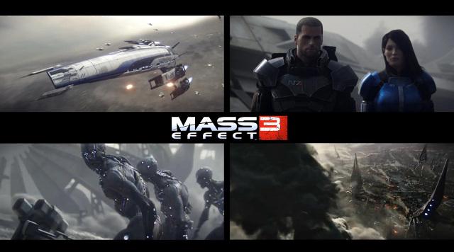 Fond d'écran Mass Effect 3