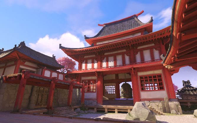 Le premier point de capture consistera à prendre le temple !