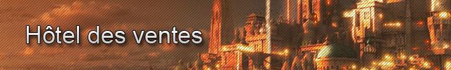 Diablo III : Hôtel des ventes