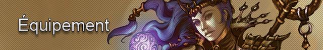 Diablo III : Équipement