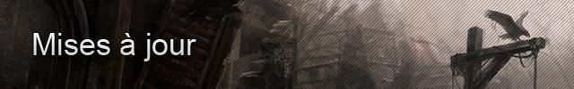 Diablo III : Mises à jour / Patchs