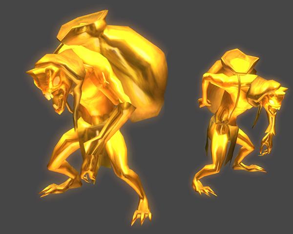 Diablo 3 Baron cousu d'or