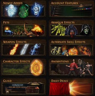 Diablo 3 vs. Patch of Exile
