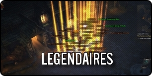 Diablo 3 Reaper of Souls Légendaires