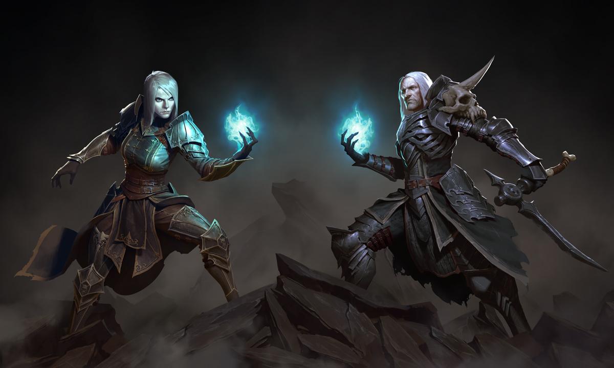 Diablo 3 Lore Nécromancien